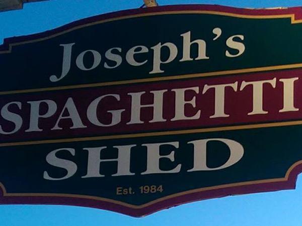 Joseph's Spaghetti Shed