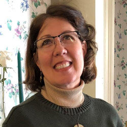 Mary Douglass - Nutrition Clerk
