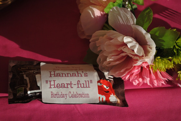 Hannah's Heart-Full Celebration Fundraiser