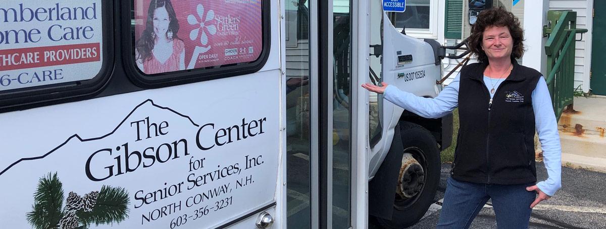 Gibson Center Bus Service