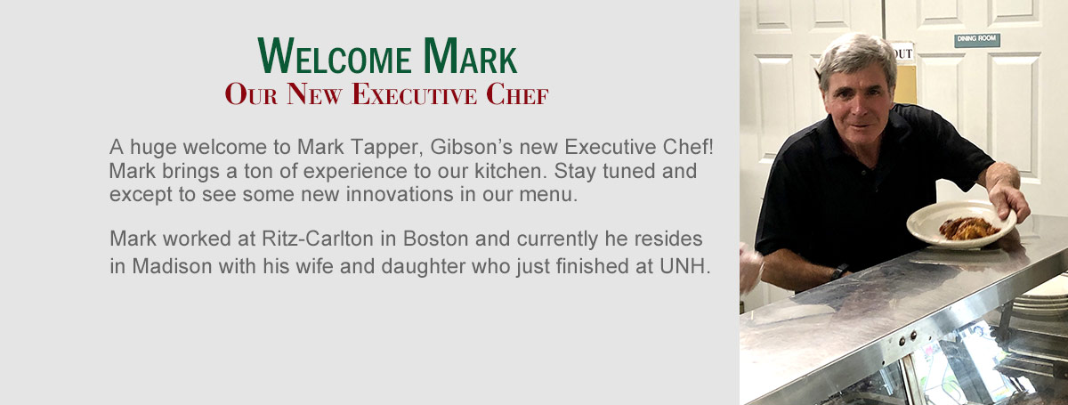 Mark Tapper - Executive Chef