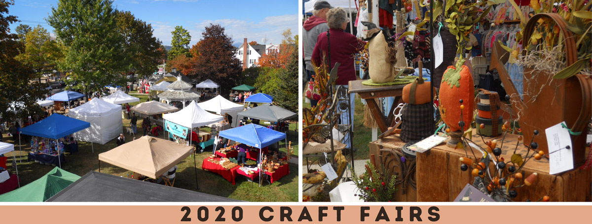 2020 Craft Fairs