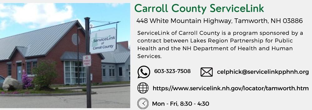 Carroll County ServiceLink
